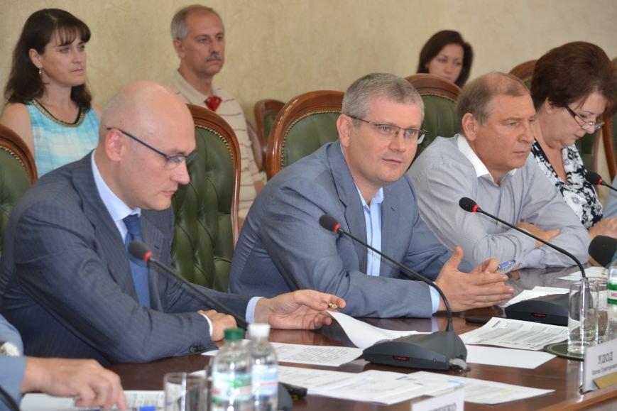 Предприниматели обратились к Вилкулу с просьбой о разработке реальной программы поддержки малого и среднего бизнеса в Днепропетровске, фото-1