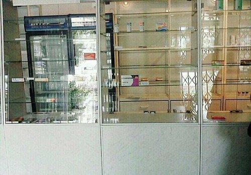 В аптеках Луганска - пустые полки (ФОТОФАКТ) (фото) - фото 1