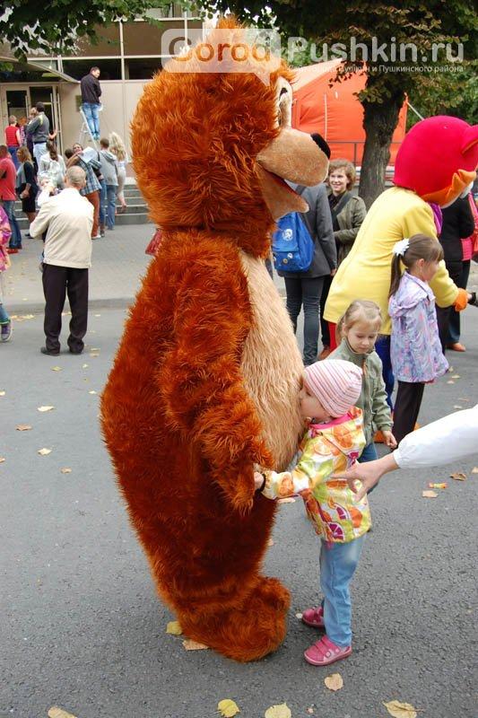 В Пушкине прошла ежегодная акция «Царское село – центр здоровья, творчества детей и молодежи», фото-6
