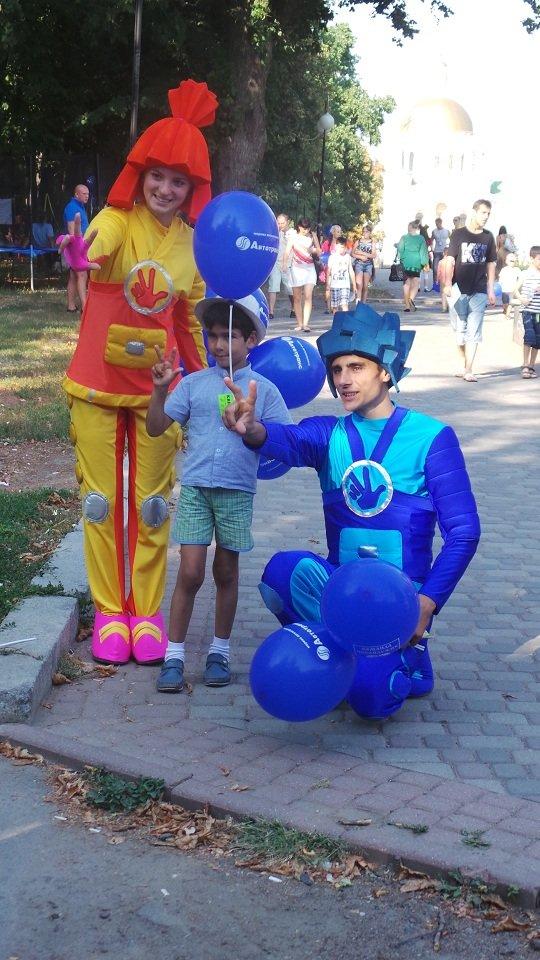 В Полтаві пройшов фестиваль дворових ігор (фото) - фото 4