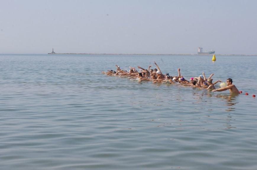 Чемпионат Украины по плаванию стартовал в Бердянске (фото) - фото 6