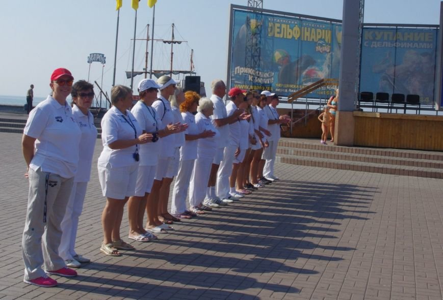 Чемпионат Украины по плаванию стартовал в Бердянске (фото) - фото 3