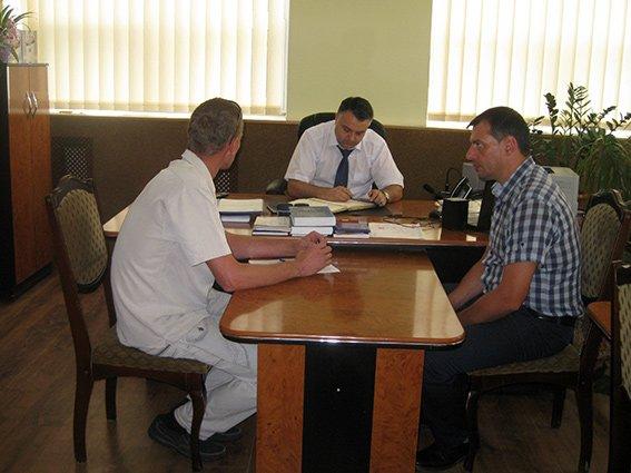 В Коломиї заступник керівника прикарпатської міліції провів прийом громадян (ФОТО) (фото) - фото 1