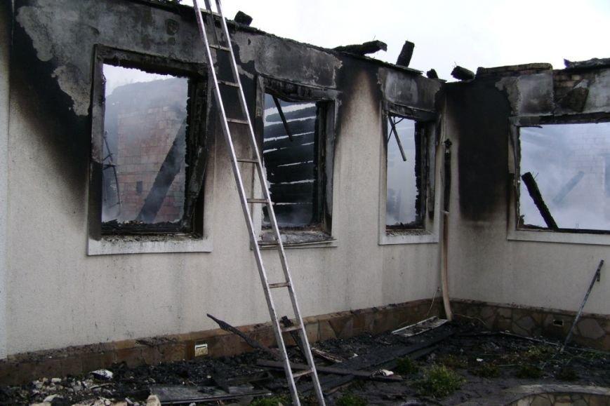 Пенсионер в Черниговской области захотел попить чайку и сгорел (фото) - фото 1