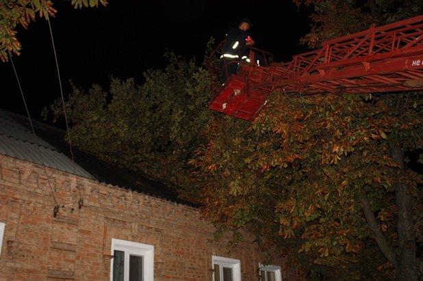 У Кіровограді ліквідовували наслідки негоди (фото) - фото 1