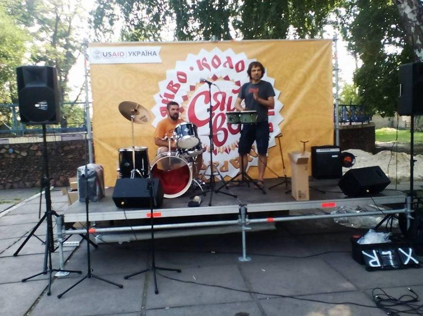 Фестиваль «Сяйво» устроили в парке культуры и отдыха Днепродзержинска, фото-2