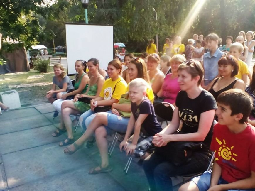 Фестиваль «Сяйво» устроили в парке культуры и отдыха Днепродзержинска, фото-5
