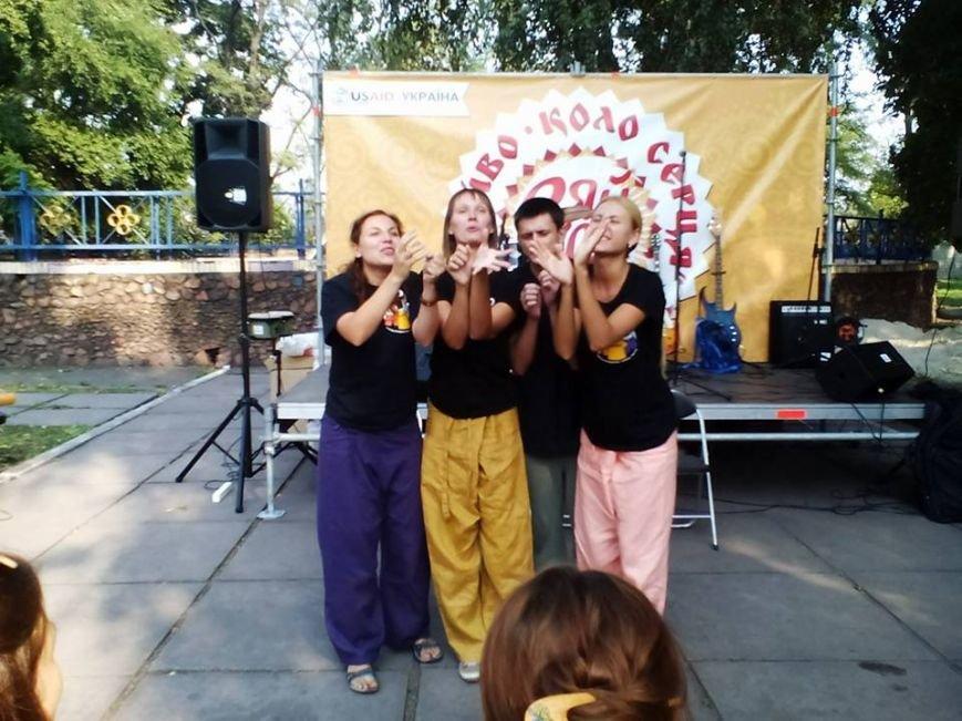 Фестиваль «Сяйво» устроили в парке культуры и отдыха Днепродзержинска, фото-3