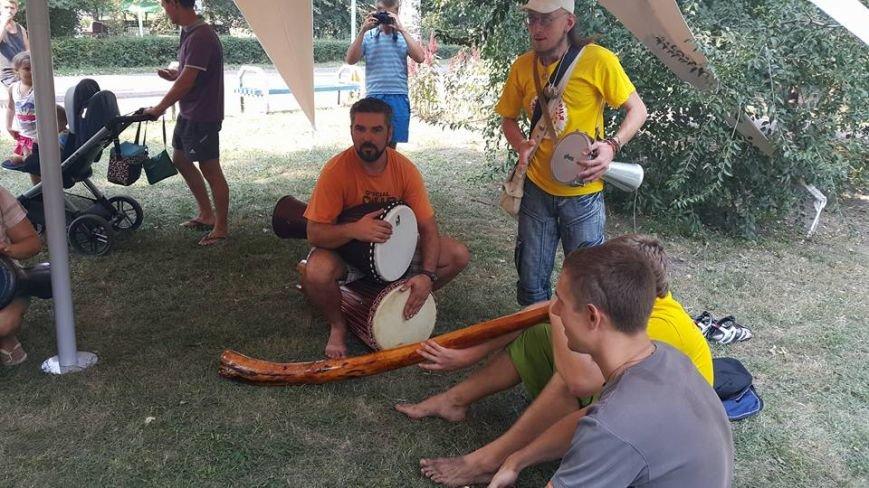Фестиваль «Сяйво» устроили в парке культуры и отдыха Днепродзержинска, фото-4