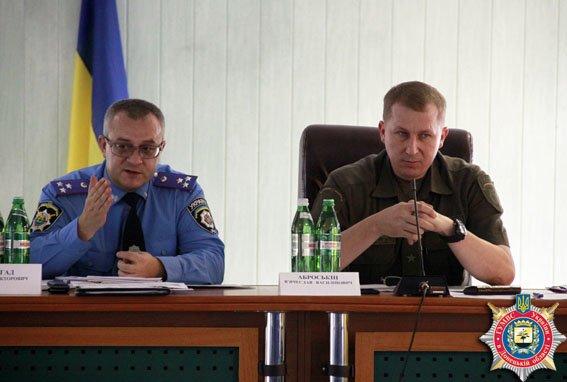 Руководство Донецкой милиции критикует Славянский горотдел (фото) - фото 1