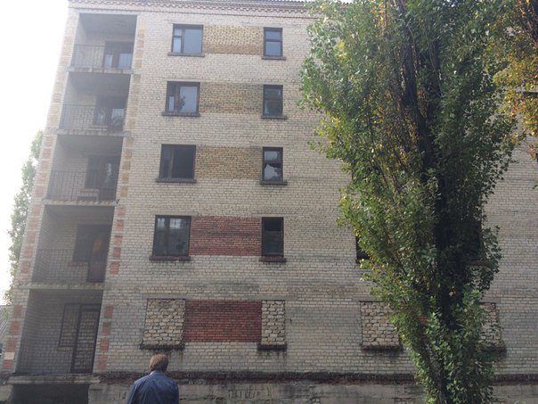 Мэр Белозерского пообещал переселенцам социальное жилье (фото) - фото 1