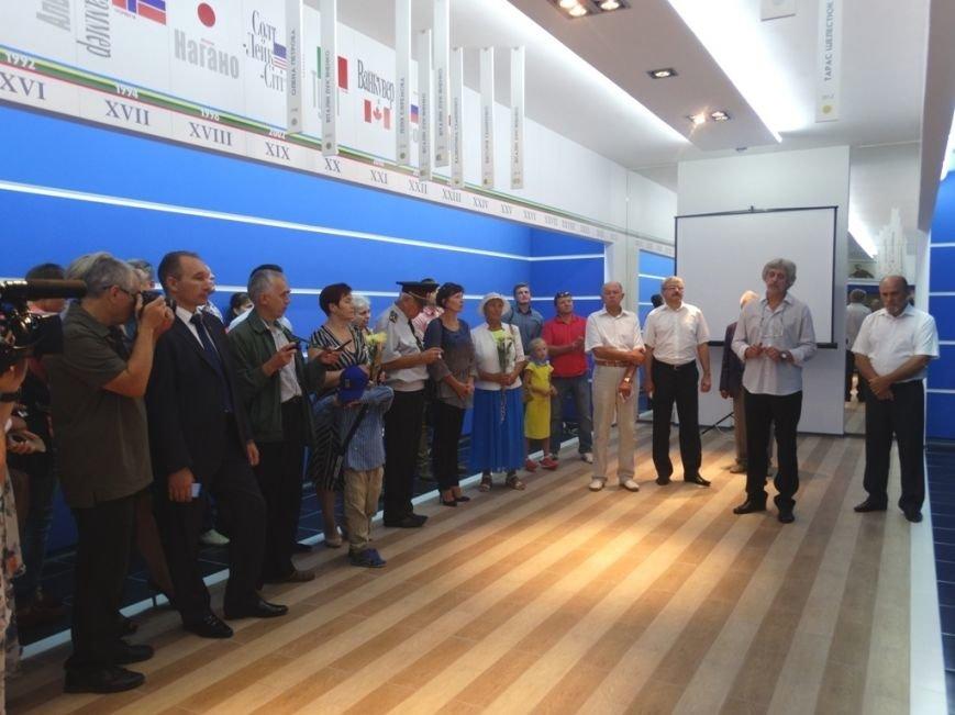 В Сумах открыли пришкольный музей олимпийской славы (ФОТО), фото-7