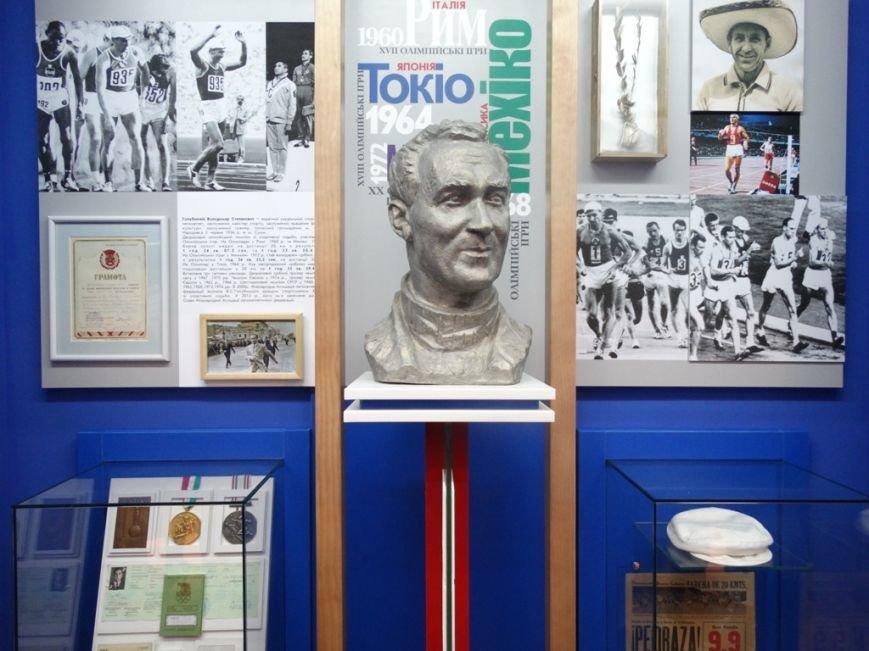 В Сумах открыли пришкольный музей олимпийской славы (ФОТО), фото-5