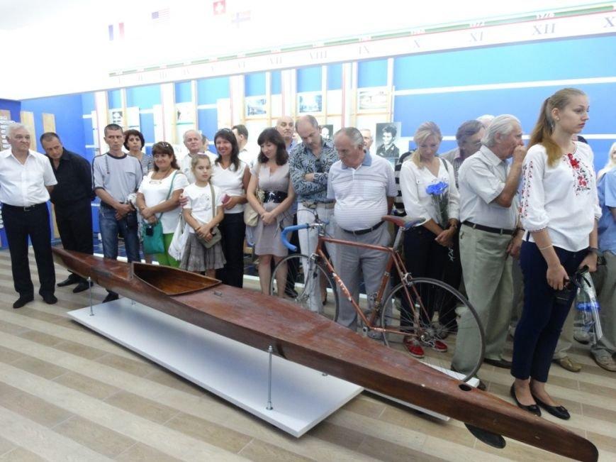 В Сумах открыли пришкольный музей олимпийской славы (ФОТО), фото-4