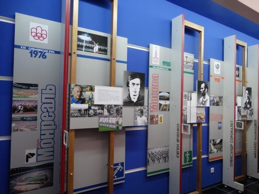 В Сумах открыли пришкольный музей олимпийской славы (ФОТО), фото-3
