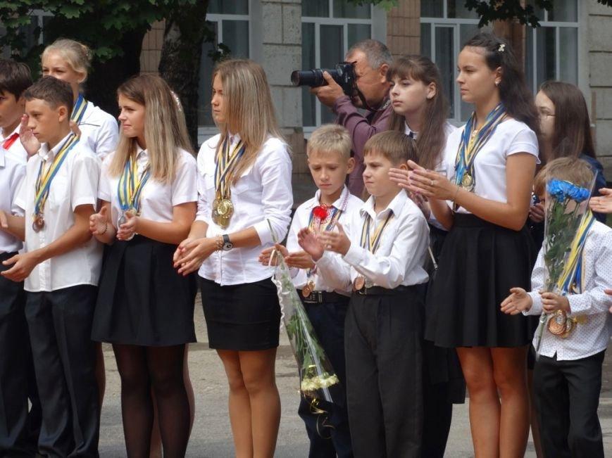 В Сумах открыли пришкольный музей олимпийской славы (ФОТО), фото-12