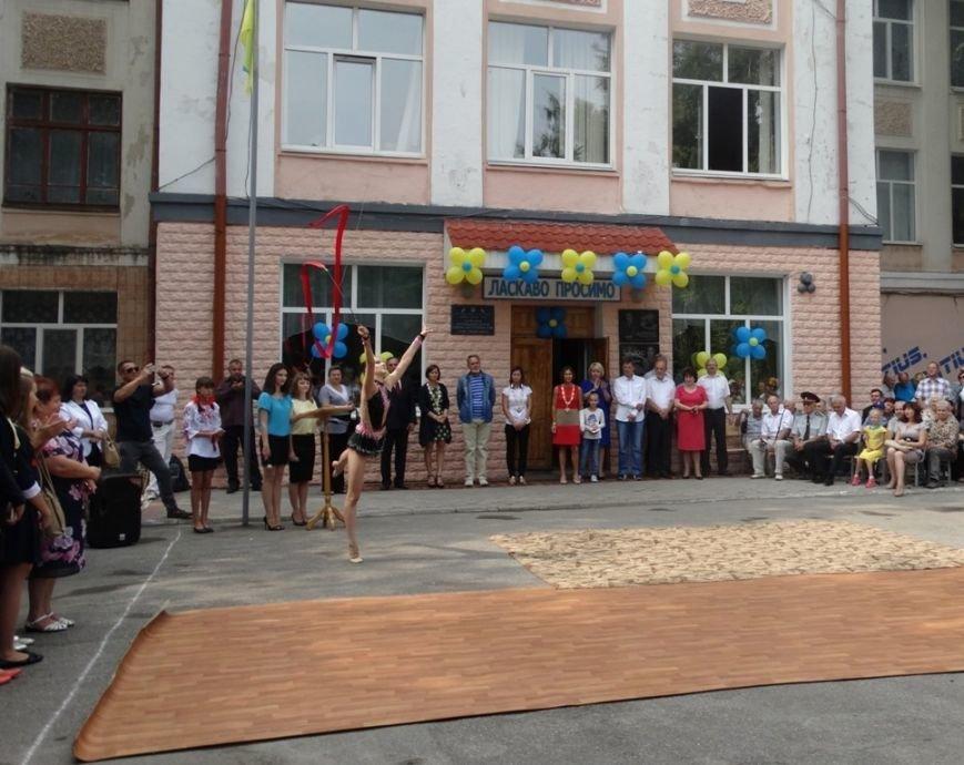 В Сумах открыли пришкольный музей олимпийской славы (ФОТО), фото-10