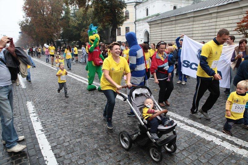 Кременчужан зовут на масштабный всеукраинский забег, в помощь детям с сердечными болезнями (фото) - фото 1