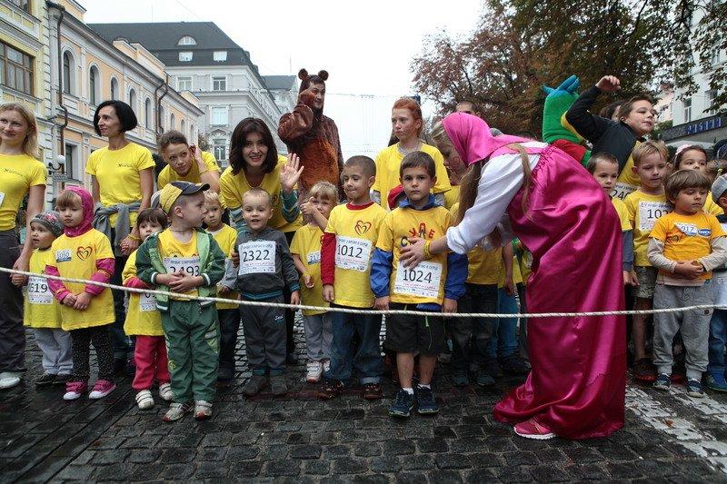 Кременчужан зовут на масштабный всеукраинский забег, в помощь детям с сердечными болезнями (фото) - фото 2