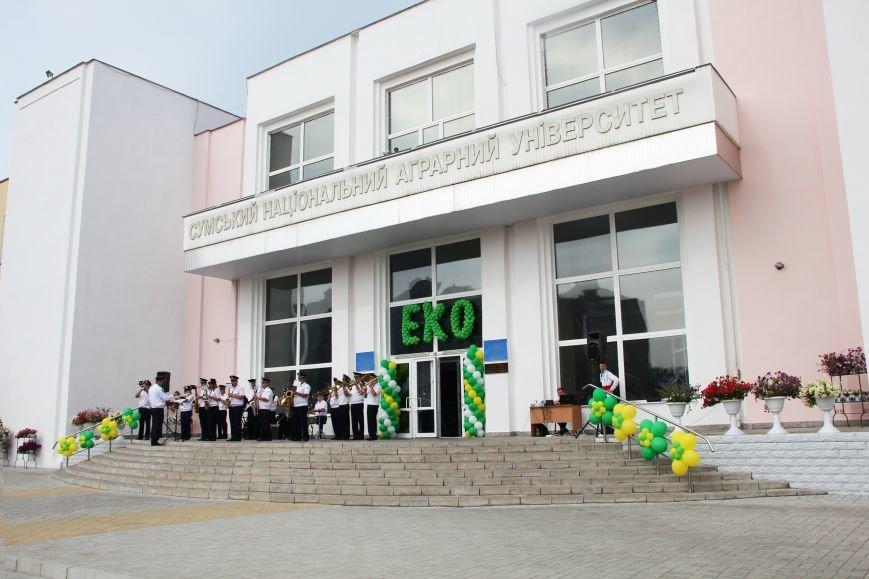 В Сумах пройшла перша регіональна ЕКО-виставка (ФОТО) (фото) - фото 1