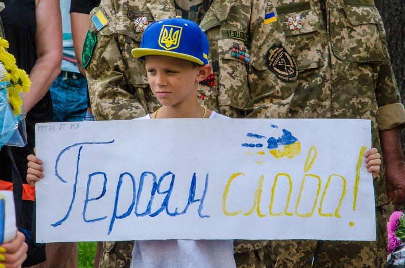 На Днепропетровщине встретили демобилизованных бойцов 43-го батальона (фото) - фото 9