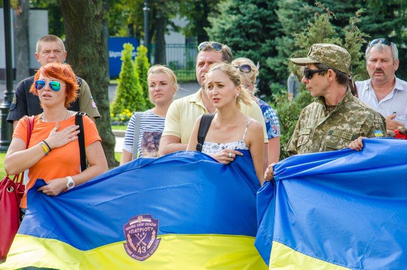 На Днепропетровщине встретили демобилизованных бойцов 43-го батальона (фото) - фото 10