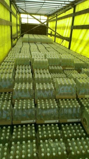 Из Днепропетровской области в зону АТО пытались ввезти «паленую» водку (фото) - фото 2