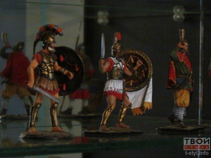 Фоторепортаж: как гродненец Борис превратился в легионера Тита Флавия (фото) - фото 1