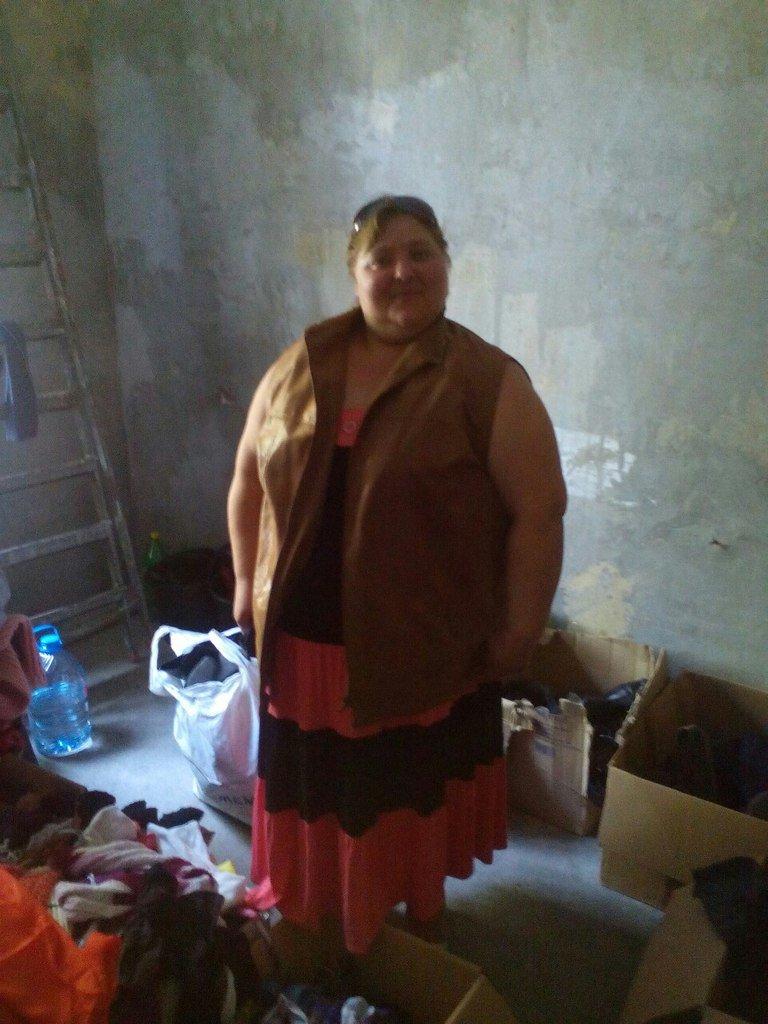 В Красноармейске продолжается выдача гуманитарной помощи переселенцам (фото) - фото 2