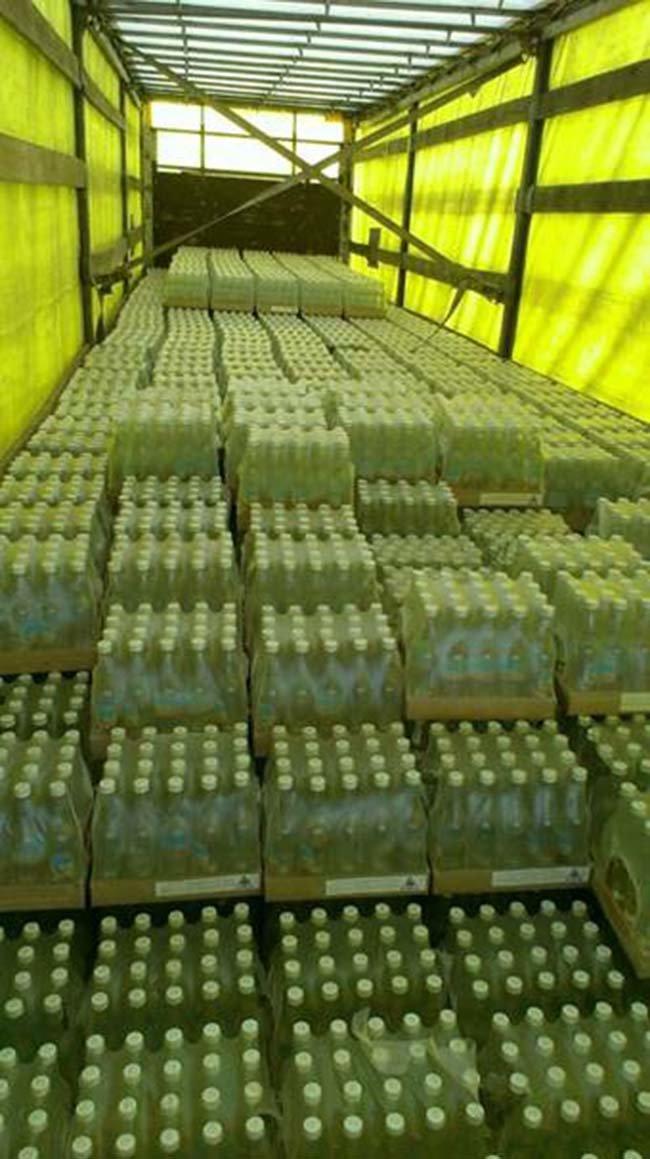 На Днепропетровщина СБУ пресекла попытку напоить боевиков ДНР  «паленой»  водкой (фото) - фото 1
