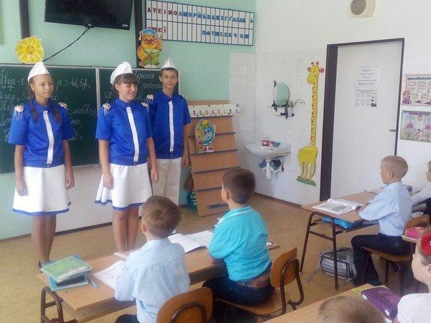 Команда юных инспекторов движения «Нон-стоп» представит Кривой Рог на соревнованиях в Одессе, фото-1