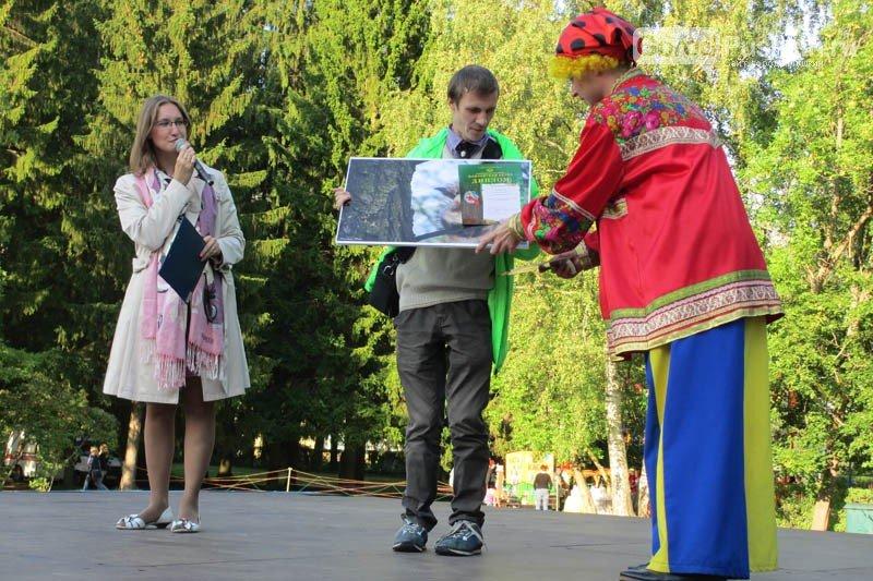 Павловская белка стала символом прошедшего фестиваля в Павловском парке, фото-8