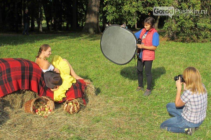 Павловская белка стала символом прошедшего фестиваля в Павловском парке, фото-4