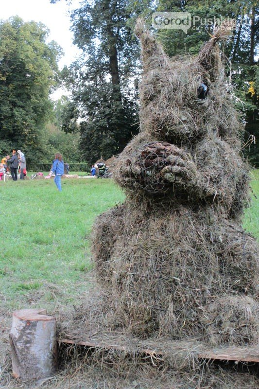 Павловская белка стала символом прошедшего фестиваля в Павловском парке, фото-3