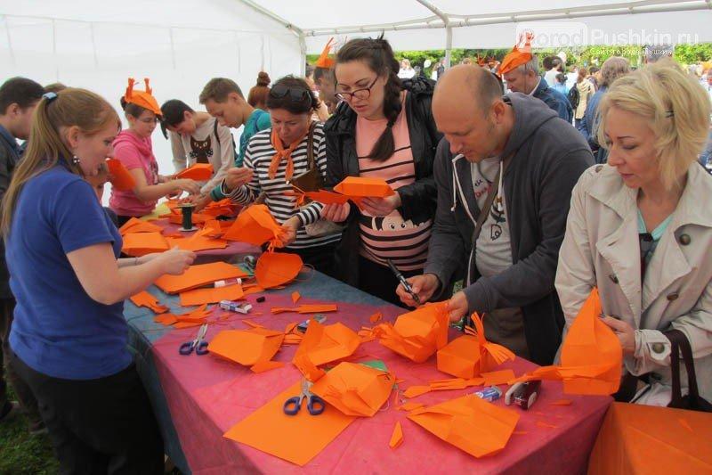 Павловская белка стала символом прошедшего фестиваля в Павловском парке, фото-1