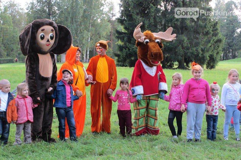 Павловская белка стала символом прошедшего фестиваля в Павловском парке, фото-5