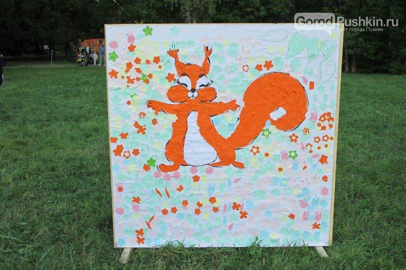 Павловская белка стала символом прошедшего фестиваля в Павловском парке, фото-6