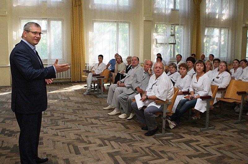«Отсутствие вакцин грозит Днепропетровску эпидемиями», - медики (фото) - фото 3
