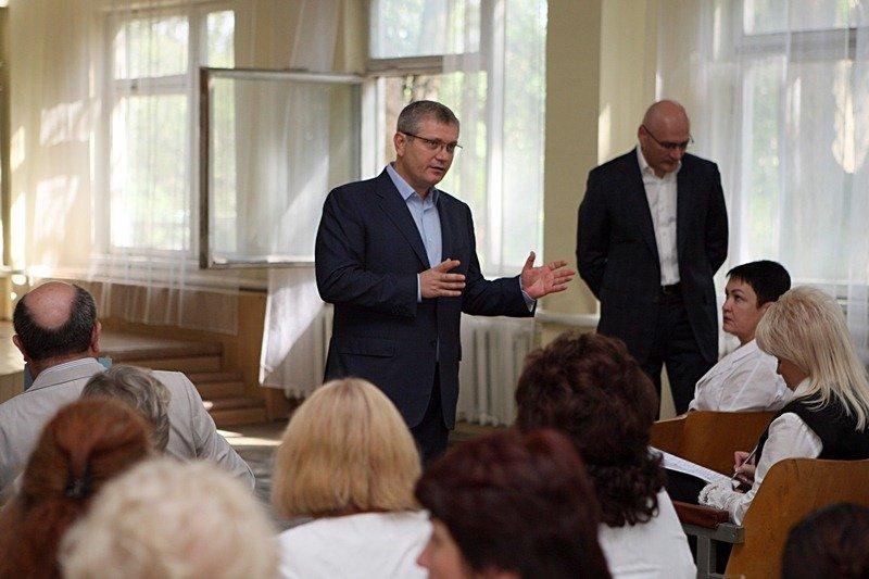 «Отсутствие вакцин грозит Днепропетровску эпидемиями», - медики (фото) - фото 1