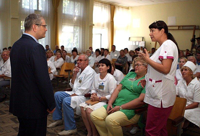 «Отсутствие вакцин грозит Днепропетровску эпидемиями», - медики (фото) - фото 2