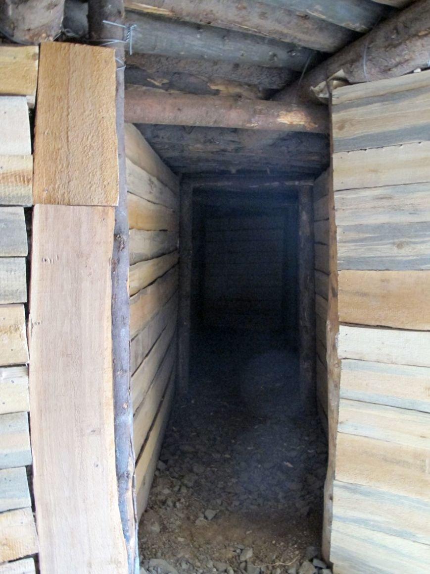 Под Мариуполем построили бункер (ФОТО), фото-5