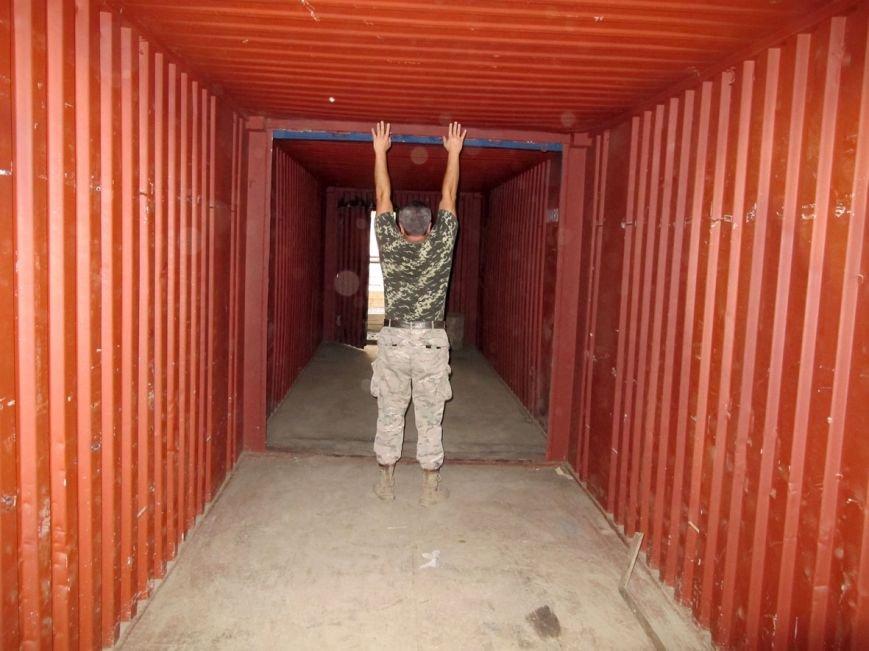 Под Мариуполем построили бункер (ФОТО), фото-4