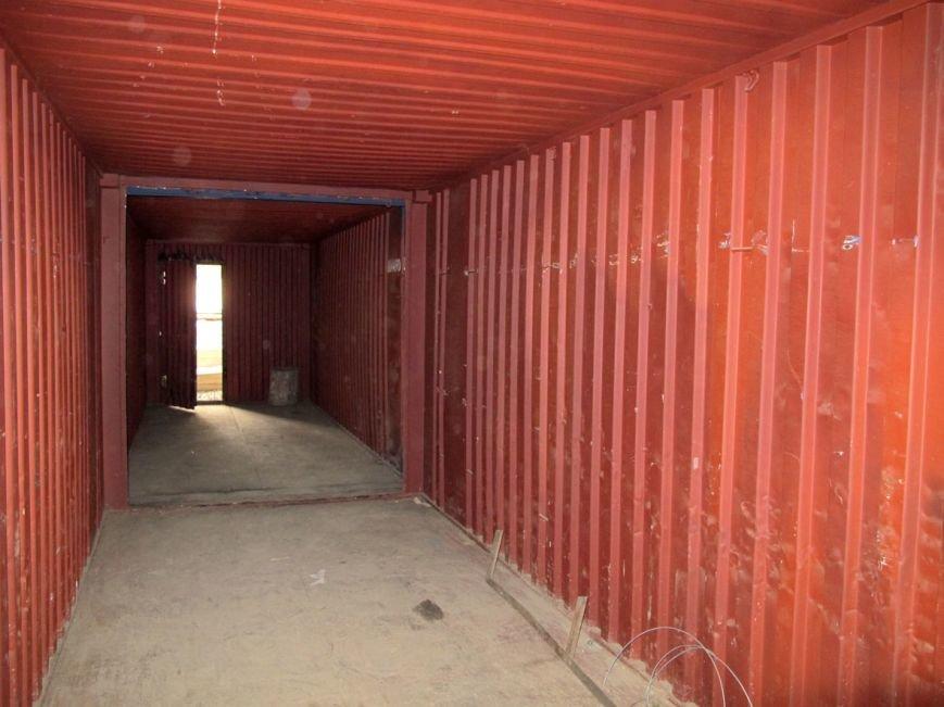 Под Мариуполем построили бункер (ФОТО), фото-6