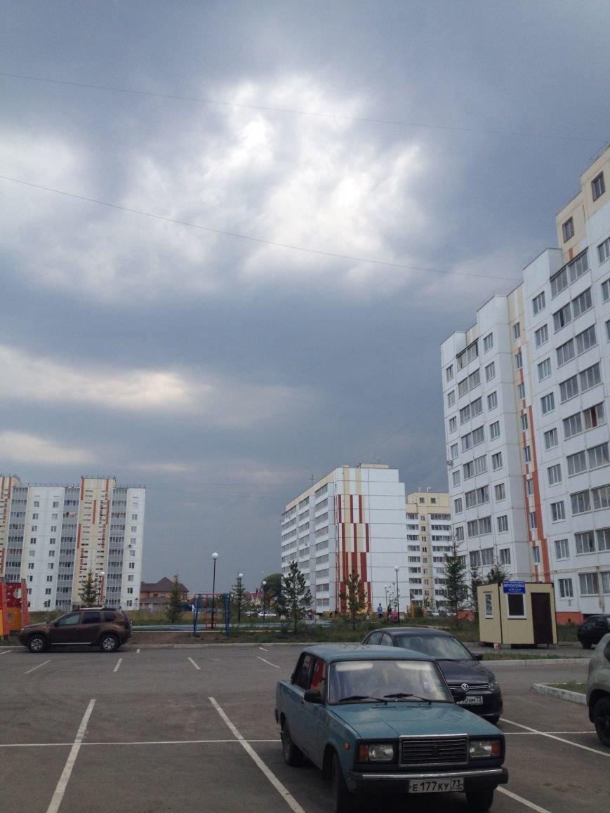 Ульяновск до и после урагана. Фоторепортаж, фото-1