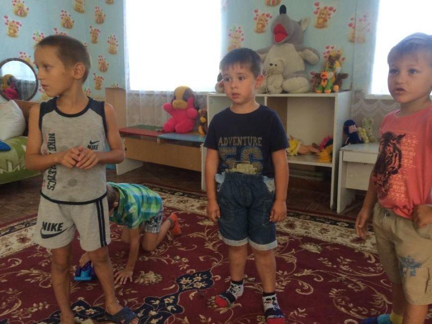 Дни перемирия под Мариуполем. Дети Чермалыка рады, что не прячутся в подвалах (Видеорепортаж), фото-10
