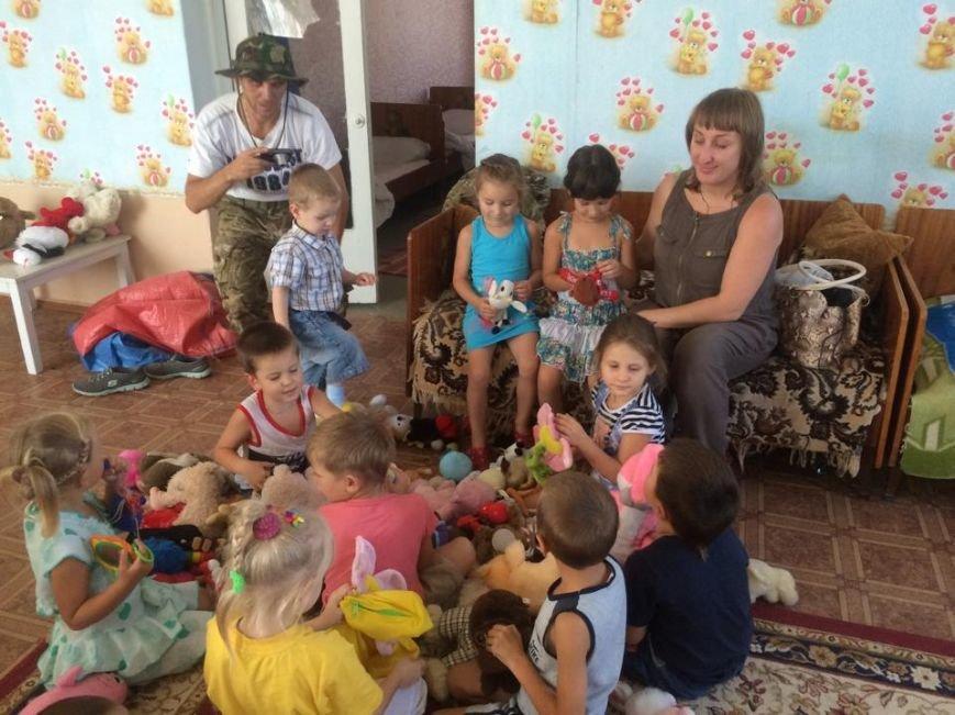 Дни перемирия под Мариуполем. Дети Чермалыка рады, что не прячутся в подвалах (Видеорепортаж), фото-9