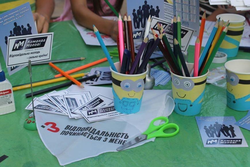 В Полтавському Сонячному парку діти виготовляли маленьких міньйончиків (фото) - фото 1