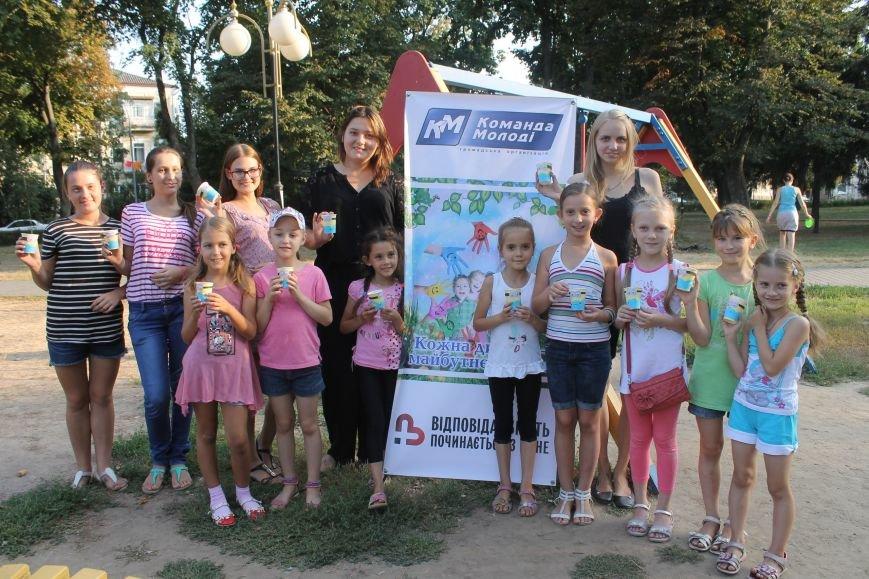 В Полтавському Сонячному парку діти виготовляли маленьких міньйончиків (фото) - фото 3