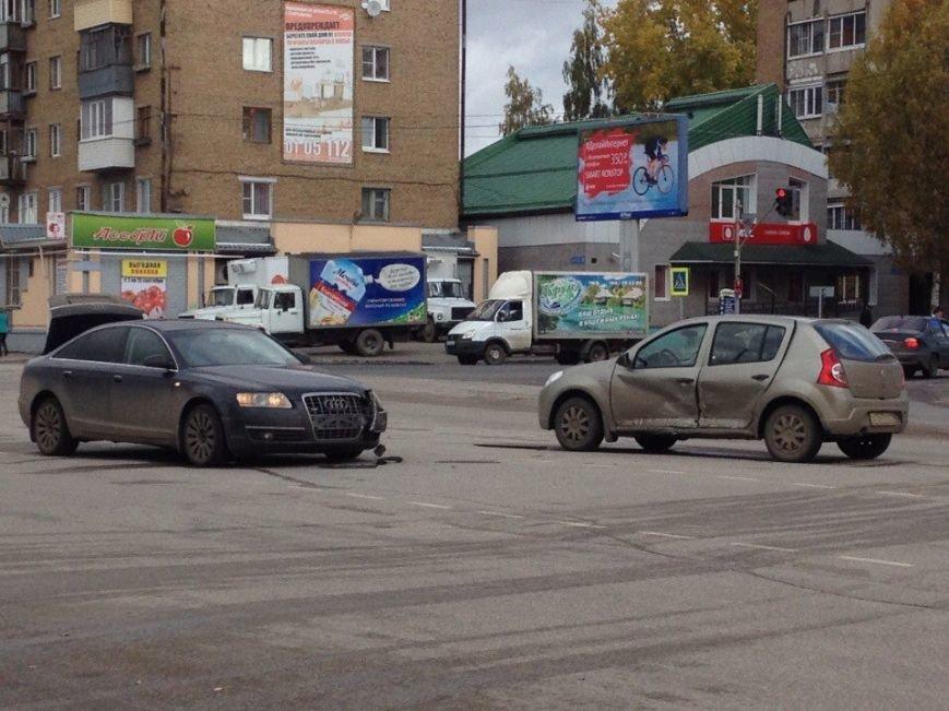 Утренние ДТП в Сыктывкаре (фото) - фото 1