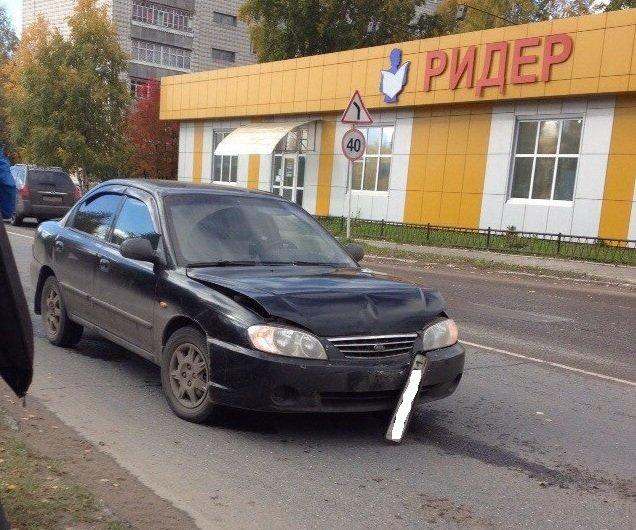 Утренние ДТП в Сыктывкаре, фото-2